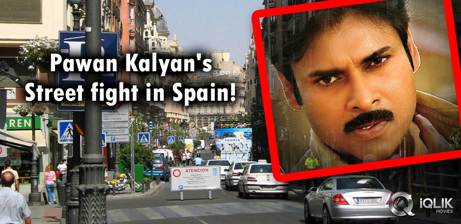 Pawan-Kalyan039-s-Street-Fight-in-Spain