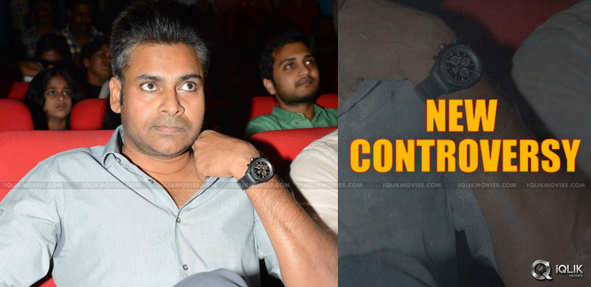 discussion-on-pawan-kalyan-costly-watch-details