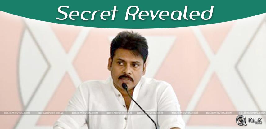 Pawan Kalyan's Secret Plan Revealed