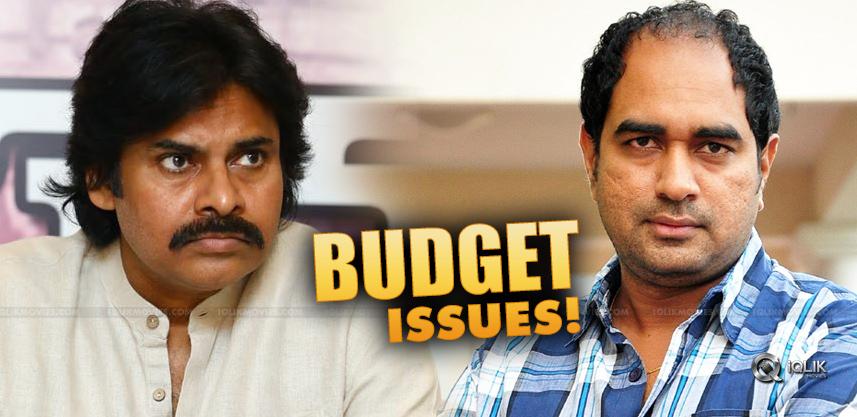 Budget-Issues-For-Pawan-Krish-Film-PSPK27