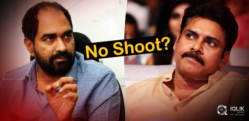 Pawan Kalyan Shocks Krish And His Team