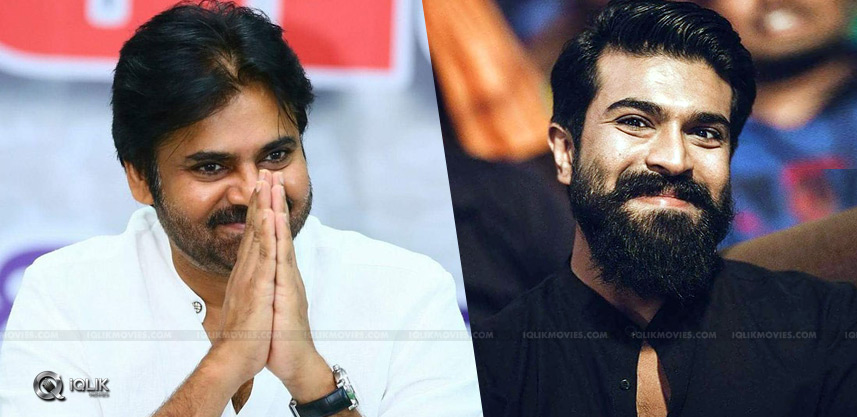 Pawan Kalyan Says 'Thank You Ram Charan Ji'