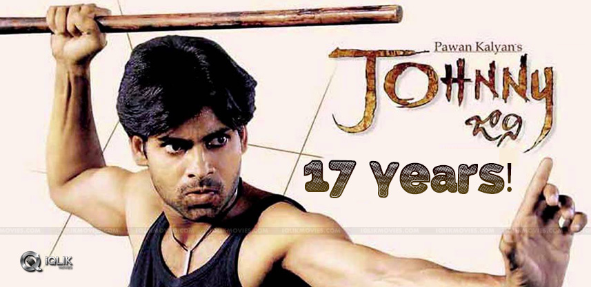 Pawan-Kalyan-Directorial-Johnny-17-Years-Mark