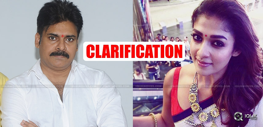 clarification-over-nayanthara-in-pawan-movie