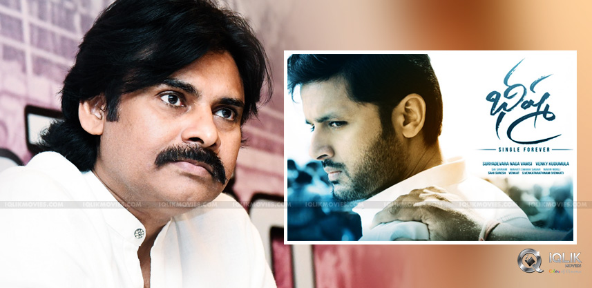 Pawan To Watch Bheeshma For Nithin