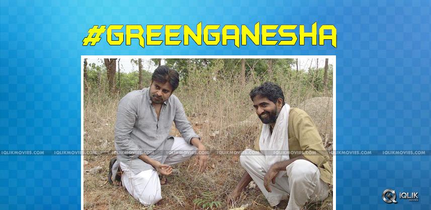 pawan-kalyan-friend-vijay-ram-clay-ganesh-idols