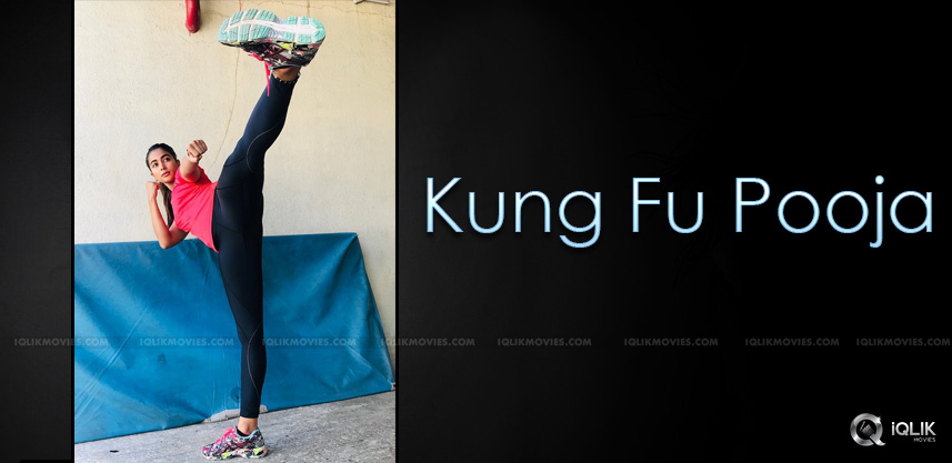pooja-hegde-is-learning-kung-fu