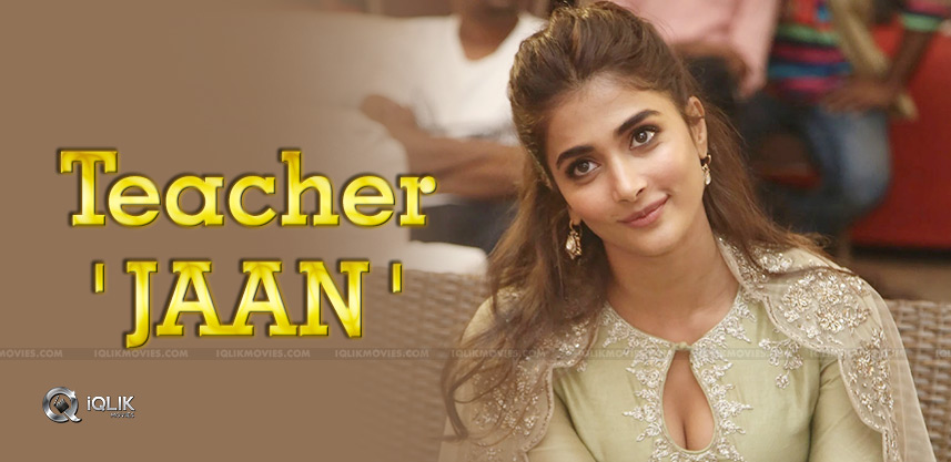 pooja-hegde-jaan-teacher