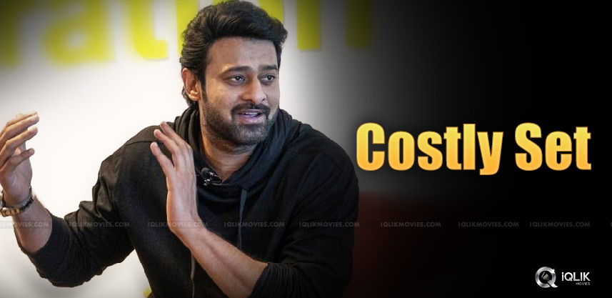 costliest-set-for-prabhas-20-movie