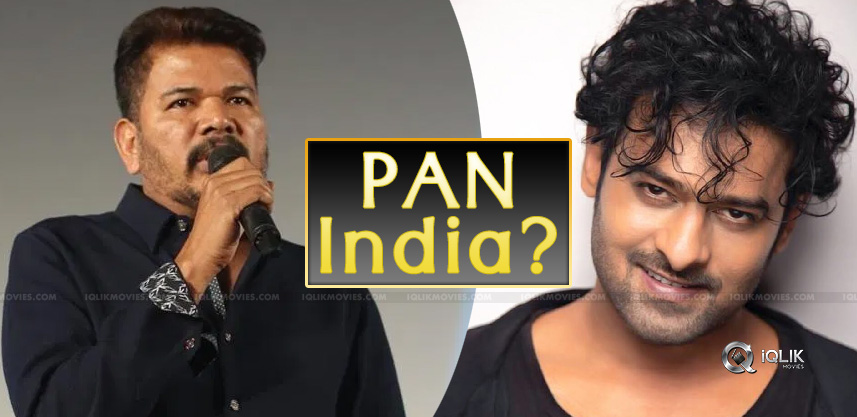 Shankar To Direct Prabhas Soon!