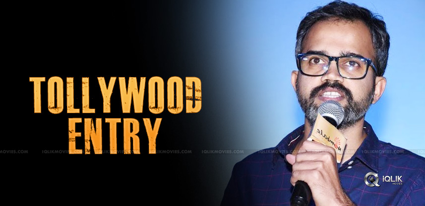 KGF director to make Telugu debut