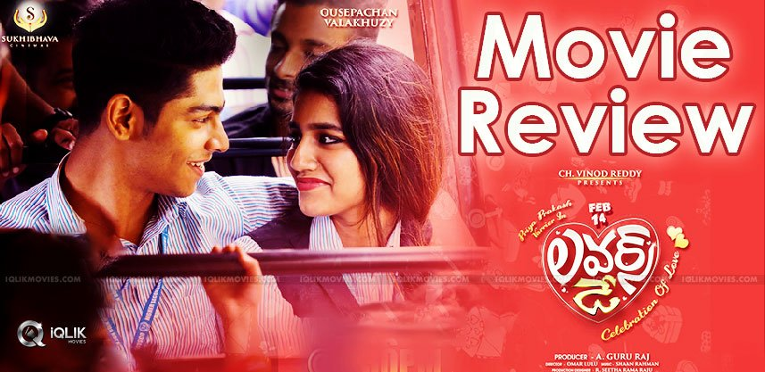 Lovers Day Movie Review And Rating
