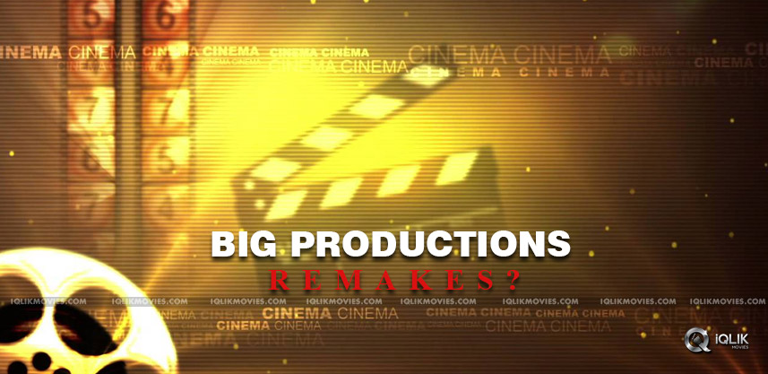 top-production-houses-concentrates-on-remakes