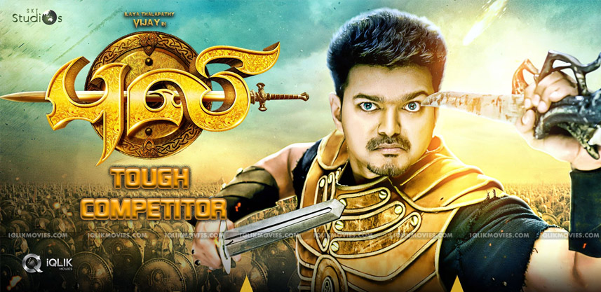 vijay-puli-movie-posters-and-release-updates