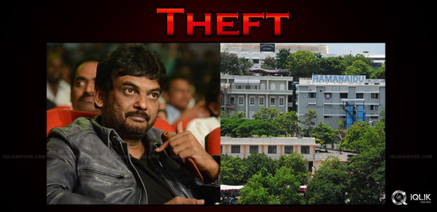 theft-at-purijagannadh-house-ramanaidu-studios