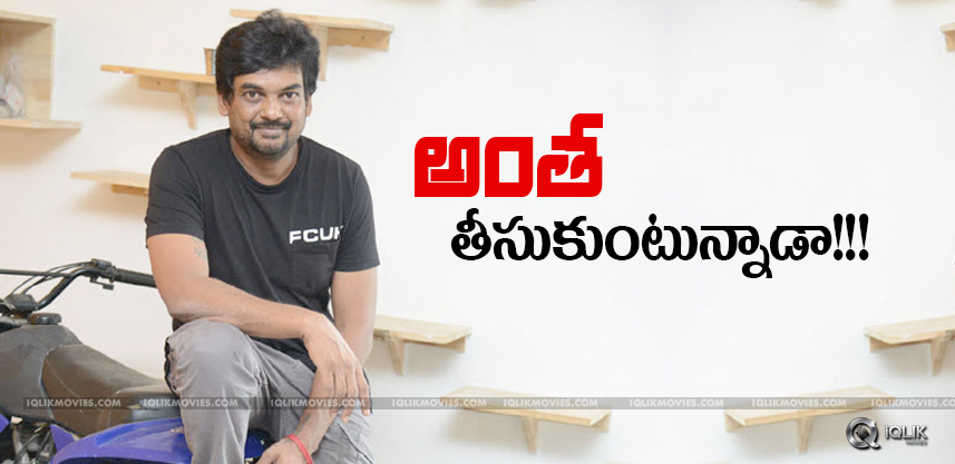 puri-jagannadh-remuneration-for-ism-movie