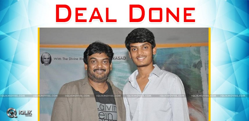 purijagannadh-to-produce-his-son-film
