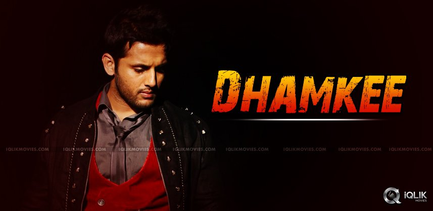 puri-jagannadh-nithin-movie-titled-dhamkee