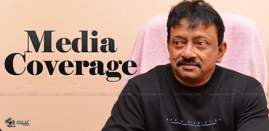 Media Partial About RGV's NTR?