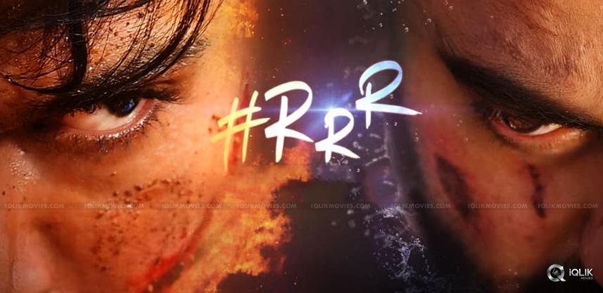 Rumors About Postponement Of #RRR!