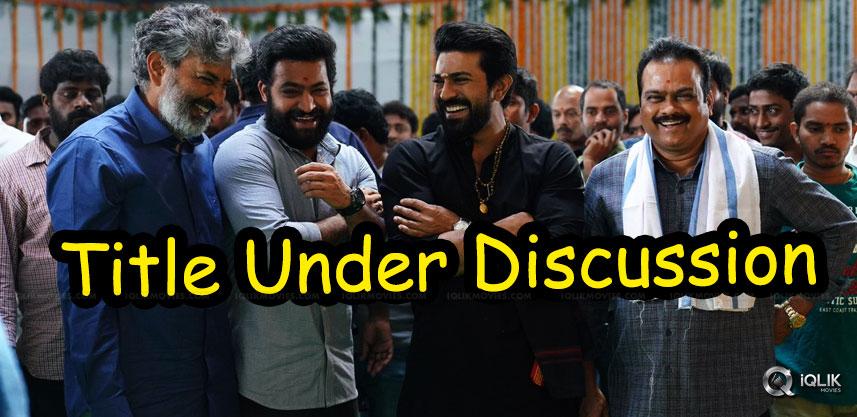 rama-ravana-rajyam-title-under-discussion