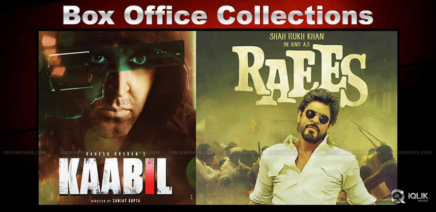 srk-raees-hrithikroshan-kaabil-movie-collections