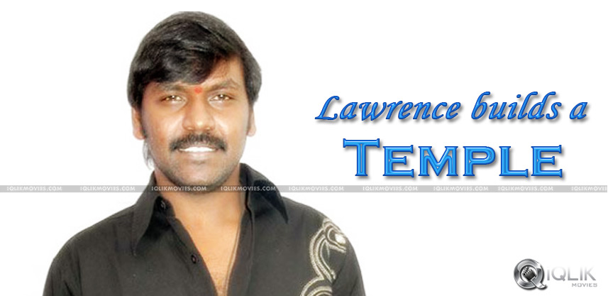 director-raghava-lawrence-builds-a-temple