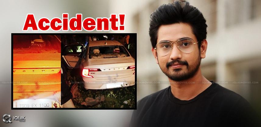 raj-tarun-escapes-car-accident