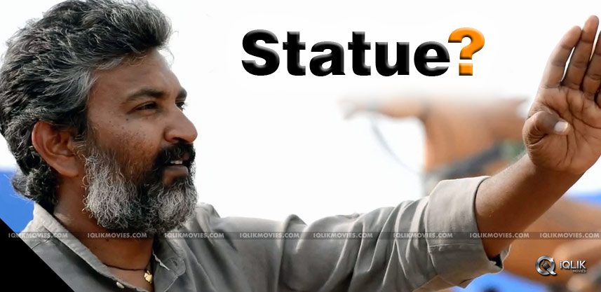 rumors-about-statue-for-rajamouli-details