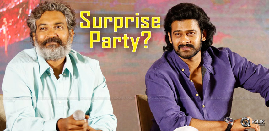 rajamouli-surprise-party-for-prabhas-birthday