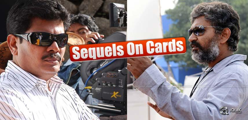 rajamouli-vikramarkudu-shankar-oke-okkadu-sequels