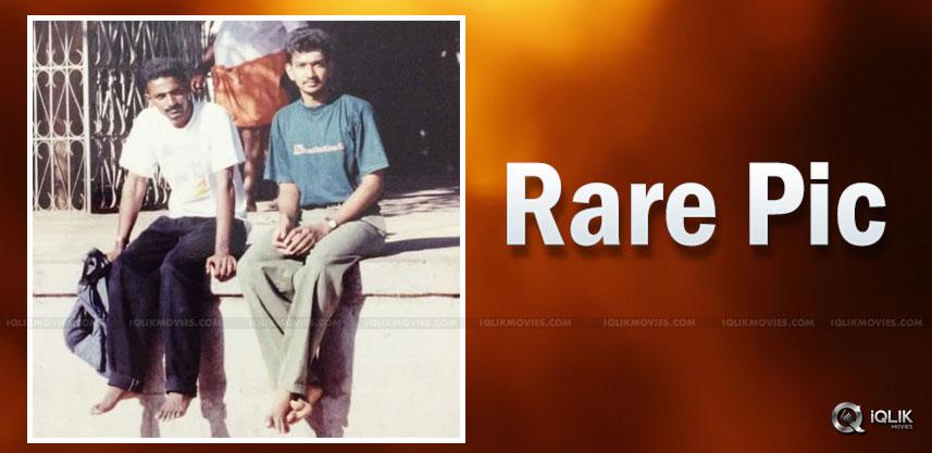 rajamouli-rare-picture-with-vibhoodhi-