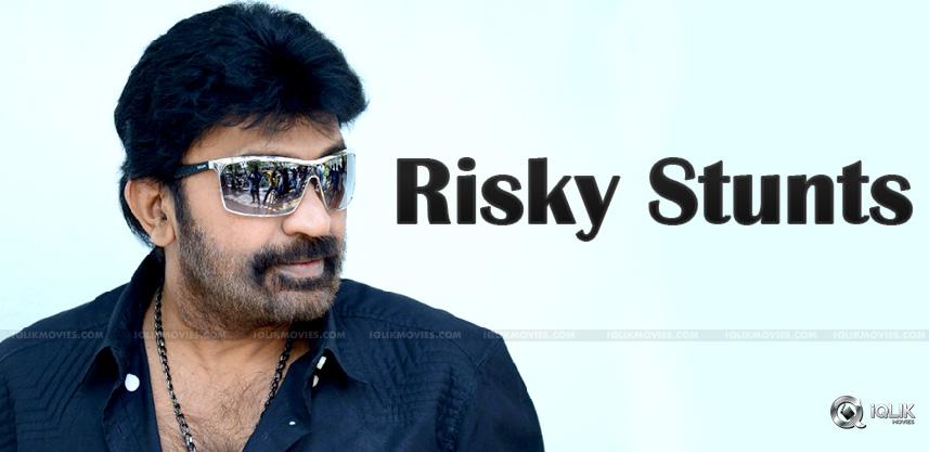 rajasekhar-doing-risky-stunts-for-kalki-movie