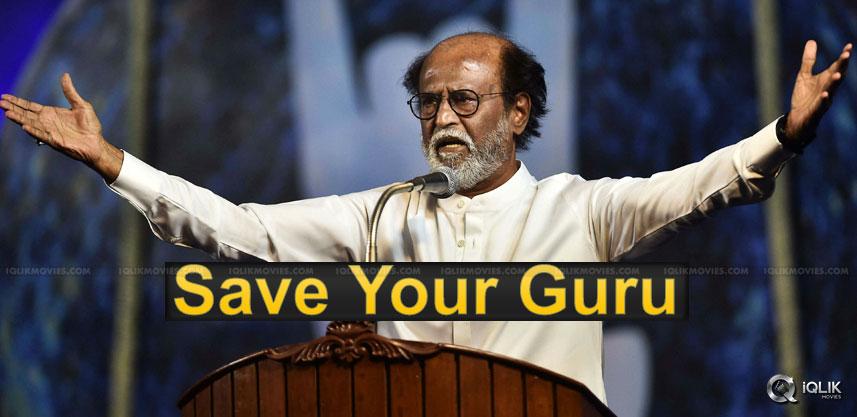 rajinikanth-must-save-his-guru-balachander