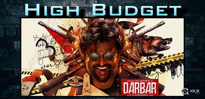 300-crore-is-rajinikanth-s-darbar-budget