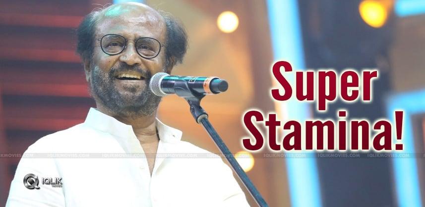 I Will Prove It Again: Superstar Rajinikanth