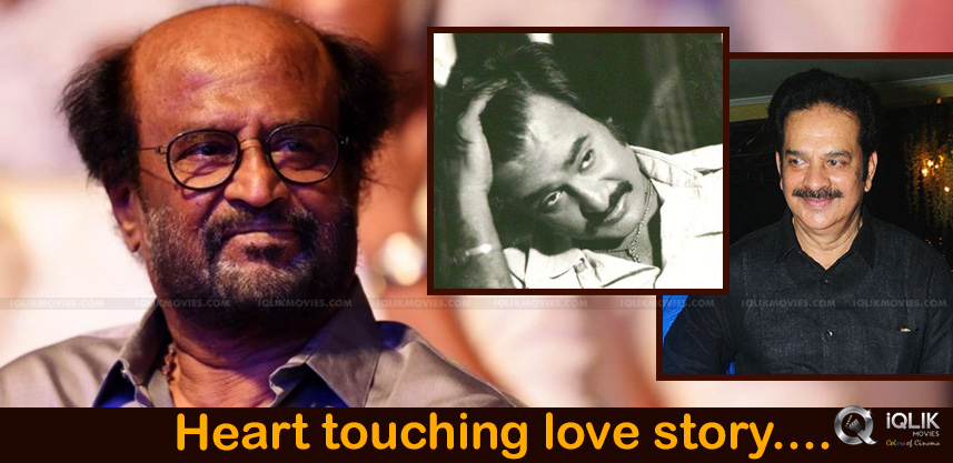 Rajinikanth-Love-Story-Leaked-By-His-Friend