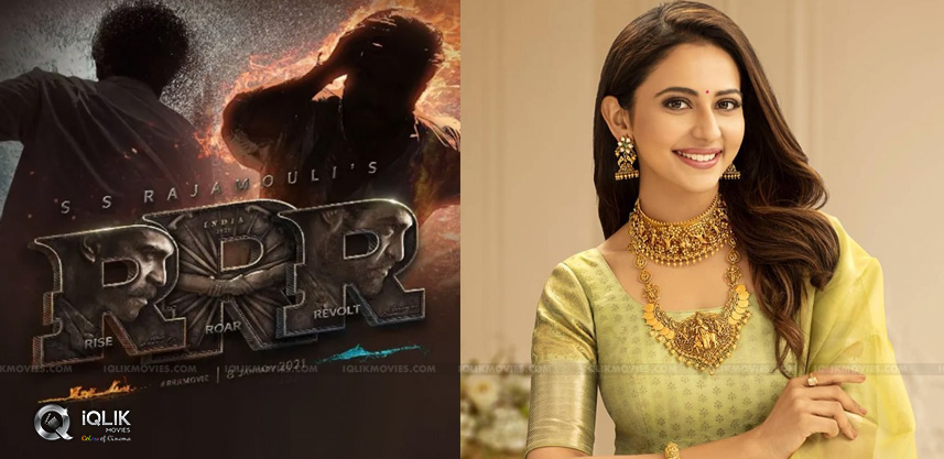 rakul-preet-singh-item-song-in-rrr