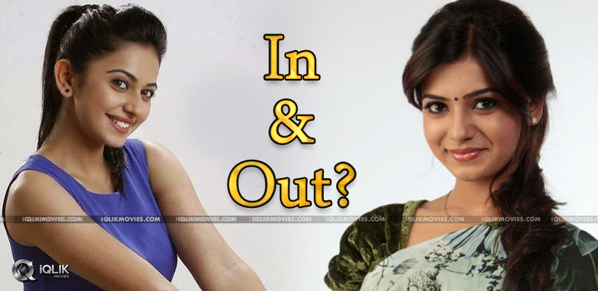 rakul-to-replace-samantha-in-brahmotsavam
