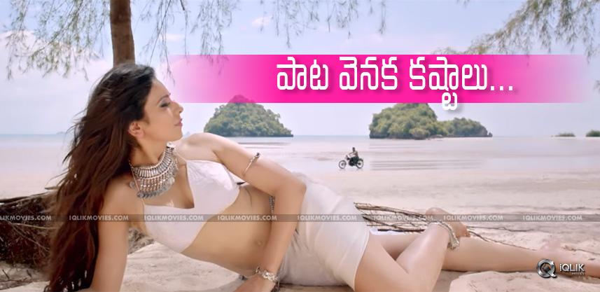rakulpreet-pareshanuraa-song-in-dhruva
