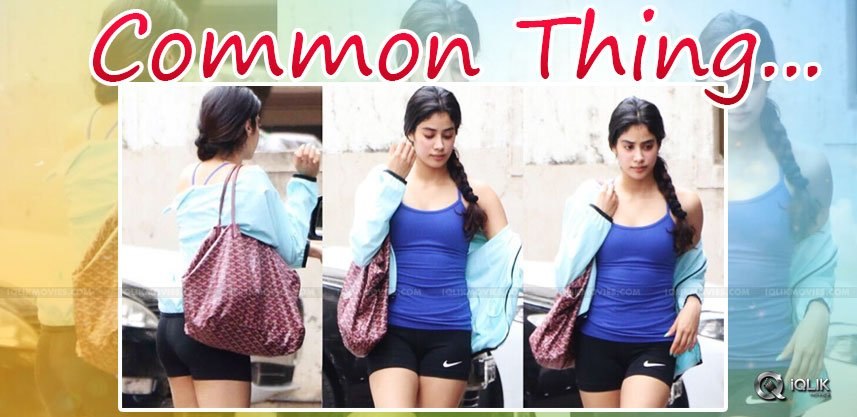 jahnvi-kapoor-prefers-short-dresses-for-gym