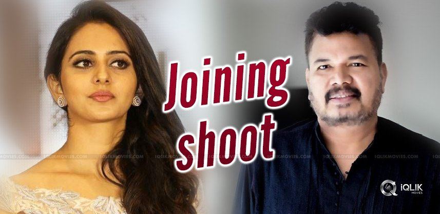 rakul-joining-indian2-shoot