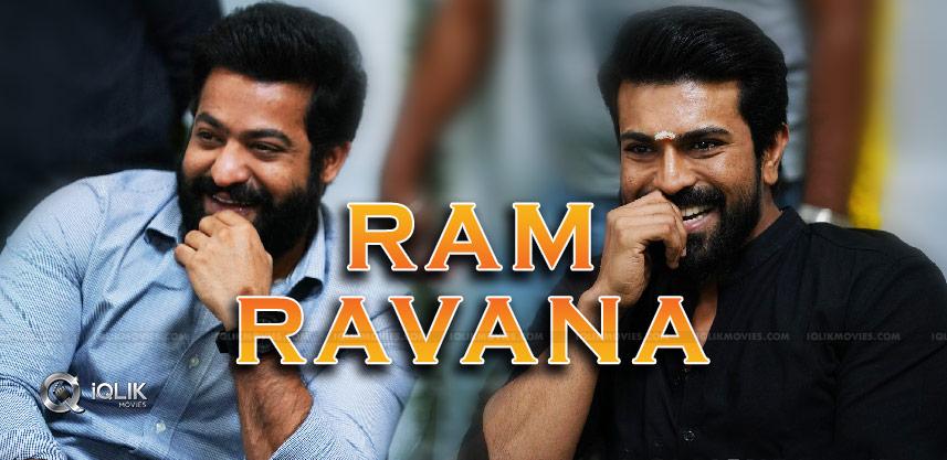 Ramayan: Charan As Ram And Jr NTR To Portray Raavan?