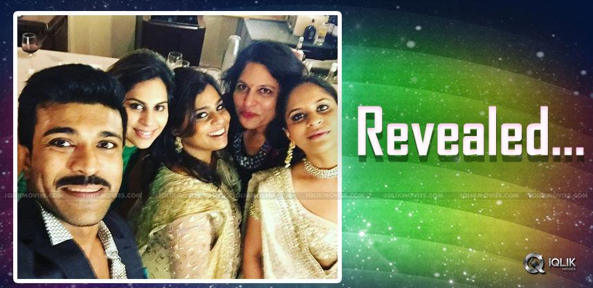 ramcharan-wife-upasanakamineni-sisters