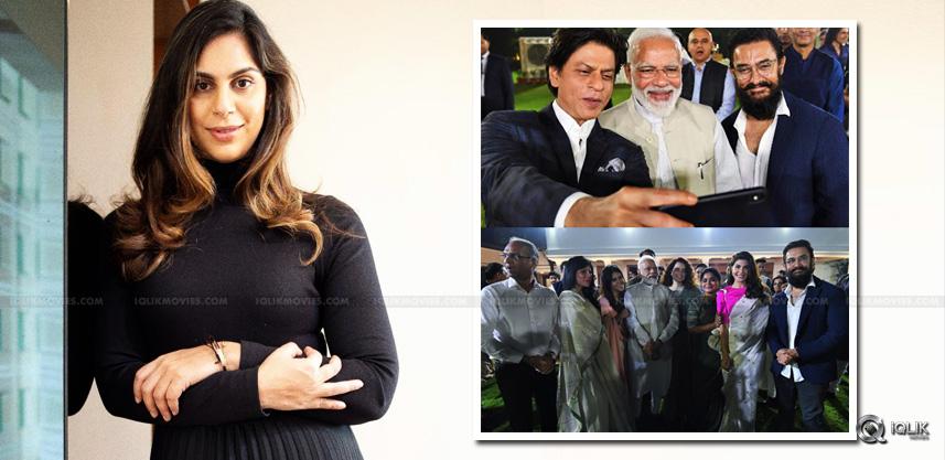 upasana-writes-modi-neglecting-south-film-industry