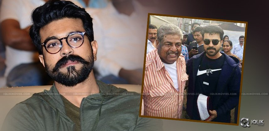 Ram Charan Announces Rs 10 Lakh To Noor Ahmed's Family