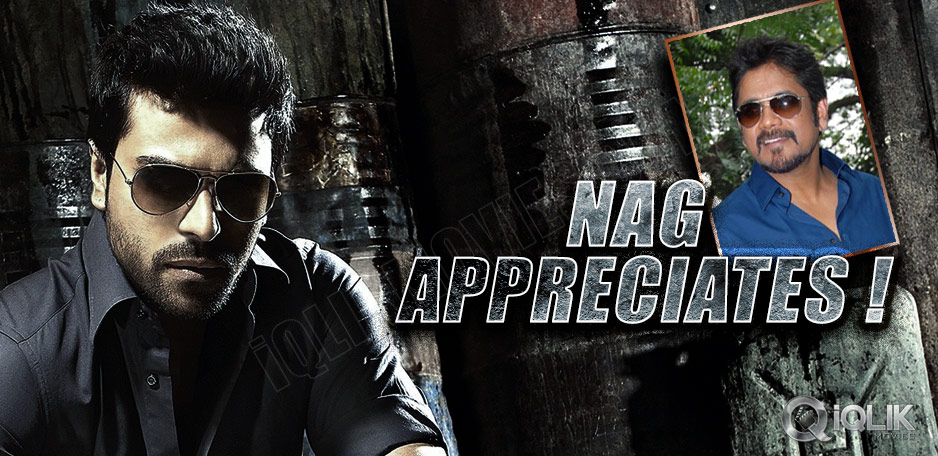 Nag-Appreciates-Charan-How-in-the-world-did-this-h