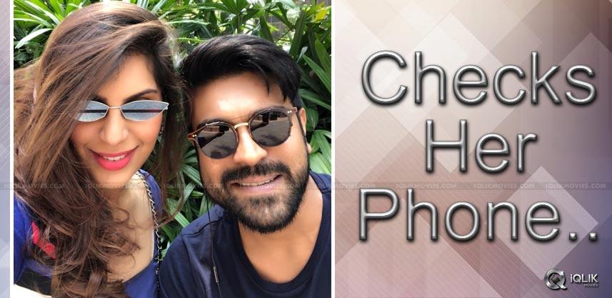 ram-charan-upasana-phone-instagram-updates