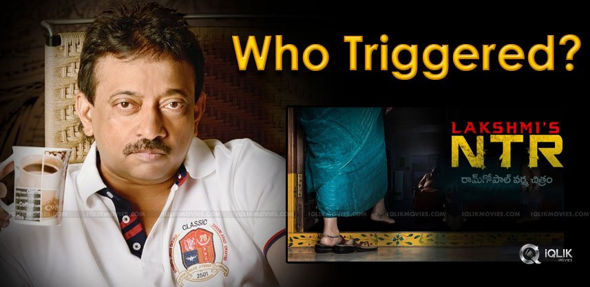 Who Made RGV Start 'Lakshmi's NTR'?
