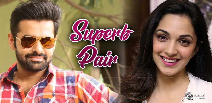 kiara-advani-may-paur-up-with-ram-pothineni